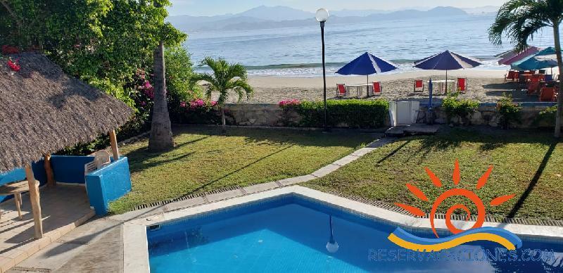Casa Frente A Playa La Boquita Manzanillo Para 15 Personas